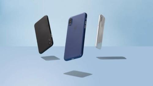 Your new iPhone deserves a minimalist case that lets it shine