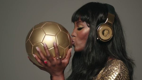 Goooooold! Beats rewards World Cup winners with 24-karat headphones