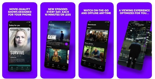Quibi preps for streaming wars battle with App Store pre-orders | Cult of Mac
