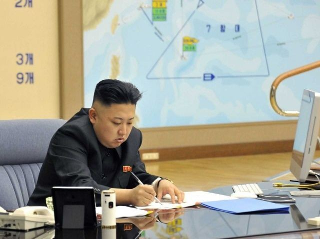 North Korea's Dictator Is Using An Old iMac To Plan His Nuclear Attack On The U.S. [Image]
