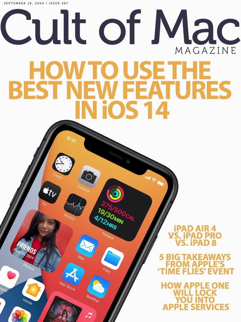 Master iOS 14's best new features [Cult of Mac Magazine 367] | Cult of Mac