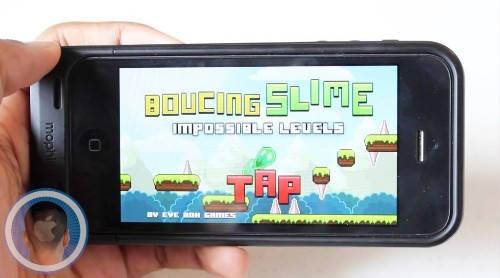 """""""Bouncing Slime: Impossible Levels"""" Takes Addicting Gameplay To New Heights [Video Review]"""