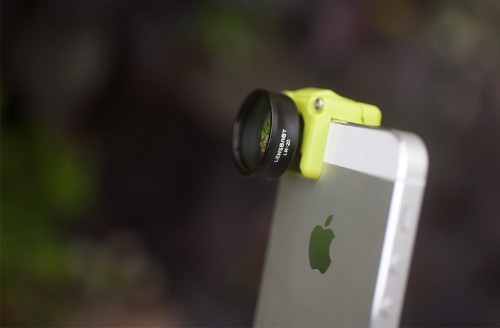Lensbaby your way to dreamy iPhone photos