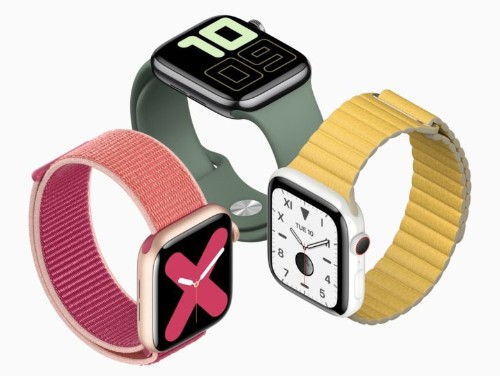 Get Apple Watch Series 5 at a $50 discount