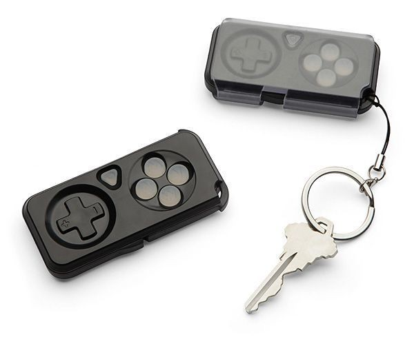 Tiny iMpulse Brings Physical Controls To Your Mobile Games, Fits On Your Keyring