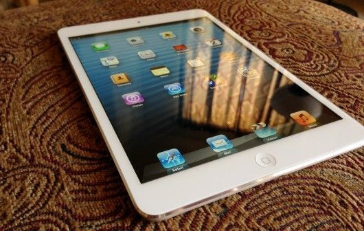 Innolux Will Help Make The iPad Mini 2's Touch Panel [Rumor]