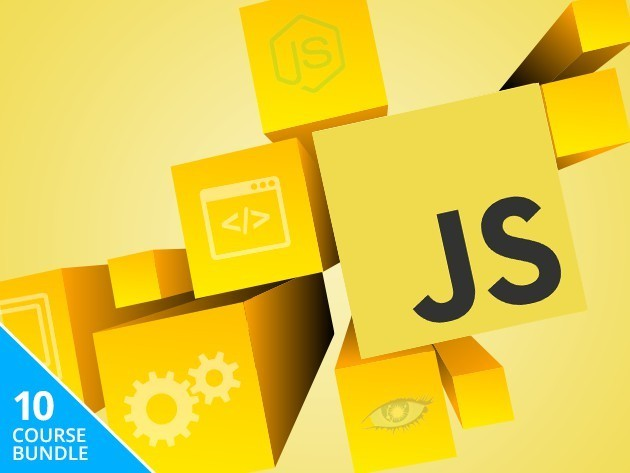 Pay what you want for a full-course education in JavaScript [Deals]