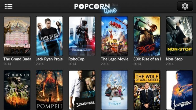 Popcorn Time can now stream torrents to your Apple TV