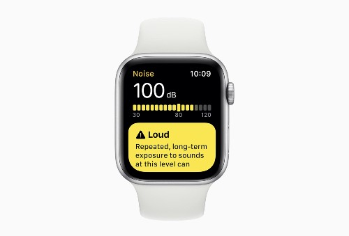 Apple Watch's new Noise app is unbelievably accurate
