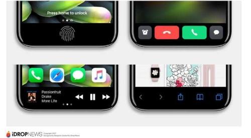 Apple code reveals iPhone 8's virtual Home button secrets