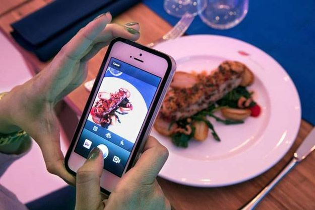 Restaurant lets you pay for your food by Instagramming it
