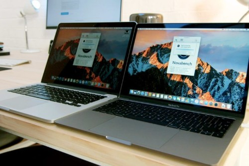 2016 MacBook Pro with Touch Bar vs. 2015 MacBook Pro