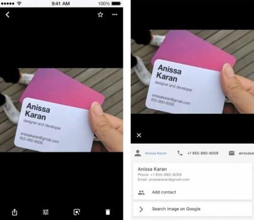 Google Lens lets iPhones identify books, flowers, more