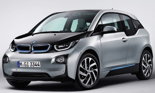 Apple wanted to use BMW i3 as basis for electric car project