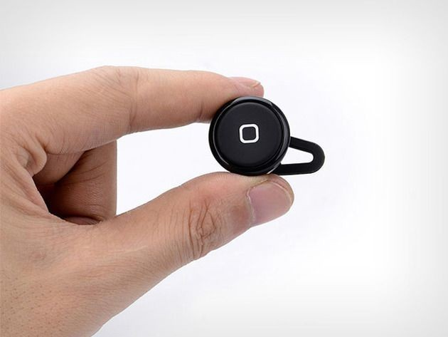 The Invisible Bluetooth Headset: Go hands-free with style [Deals]