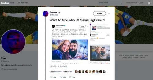 Busted! Samsung uses stock photos as proof of camera quality