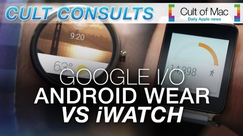 Android Wear smartwatches get the jump on Apple's iWatch