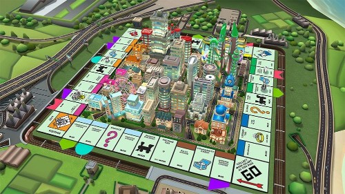 Get rich or cry tryin' in brand-new Monopoly for iOS