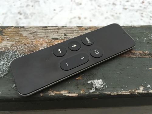 How to master the Apple TV remote's new buttons