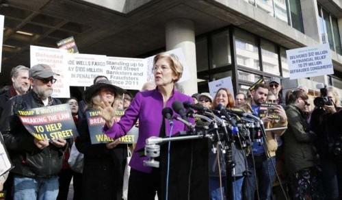 Elizabeth Warren blasts Apple for having 'too much power'