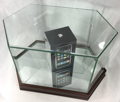 Money to burn? Buy an original iPhone for $20,000