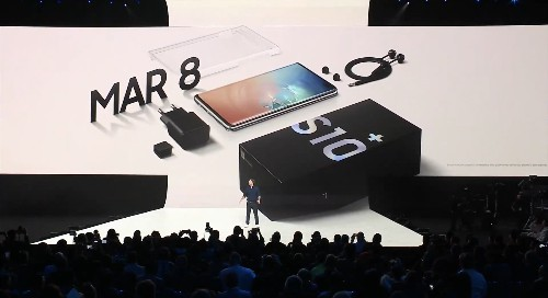 Samsung Galaxy S10 is iPhone's toughest rival yet