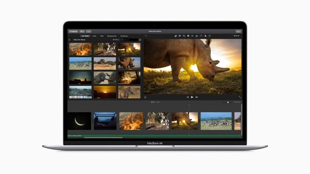 2020 MacBook Air benchmarks blow away its predecessor