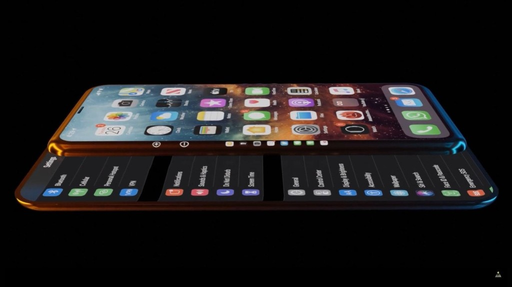 iPhone Slide Pro concept makes moves Apple never will