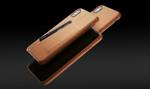 Mujjo's leather wallet case for the iPhone XS is the best we've seen [Review]