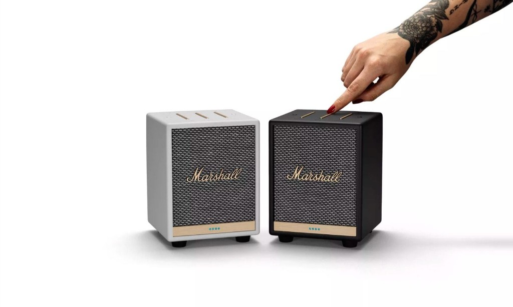Marshall's tiny new smart speaker will blast you with huge sound | Cult of Mac