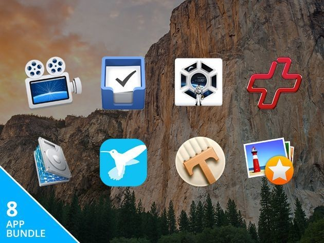 Today is your last chance to save 90% on 8 elite apps with the Ultra-Premium Mac Bundle [Deals]