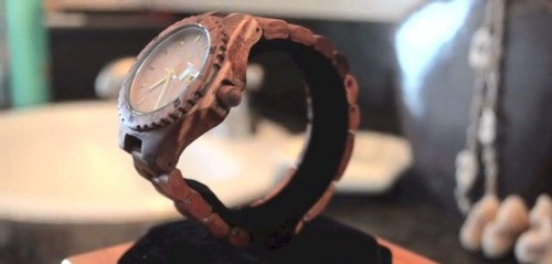 Apple Watch too fancy? These wooden watches dial down the tech