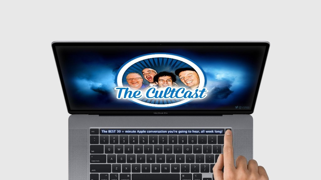 We talk 14-inch MacBook Pro and a big Apple Maps update, on The CultCast   Cult of Mac