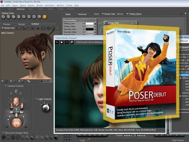 Poser Debut: An Easy And Fun Way To Bring Out Your Creativity [Deals]
