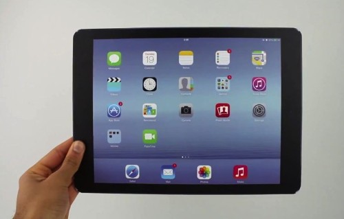 iPad Pro concept video demonstrates that bigger really is better