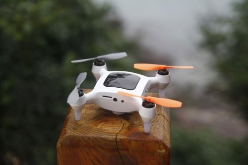 Capable nano drone flies under the FAA's radar