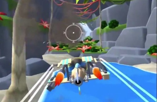 Sky Squadron may be the closest we get to Star Fox on iOS