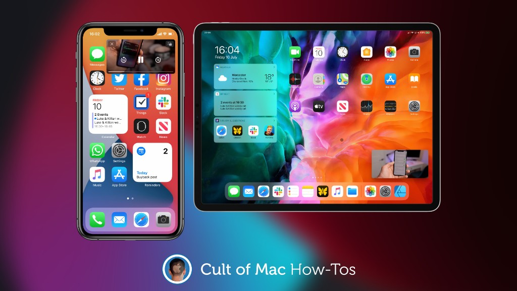How to watch YouTube in picture-in-picture on iPhone and iPad