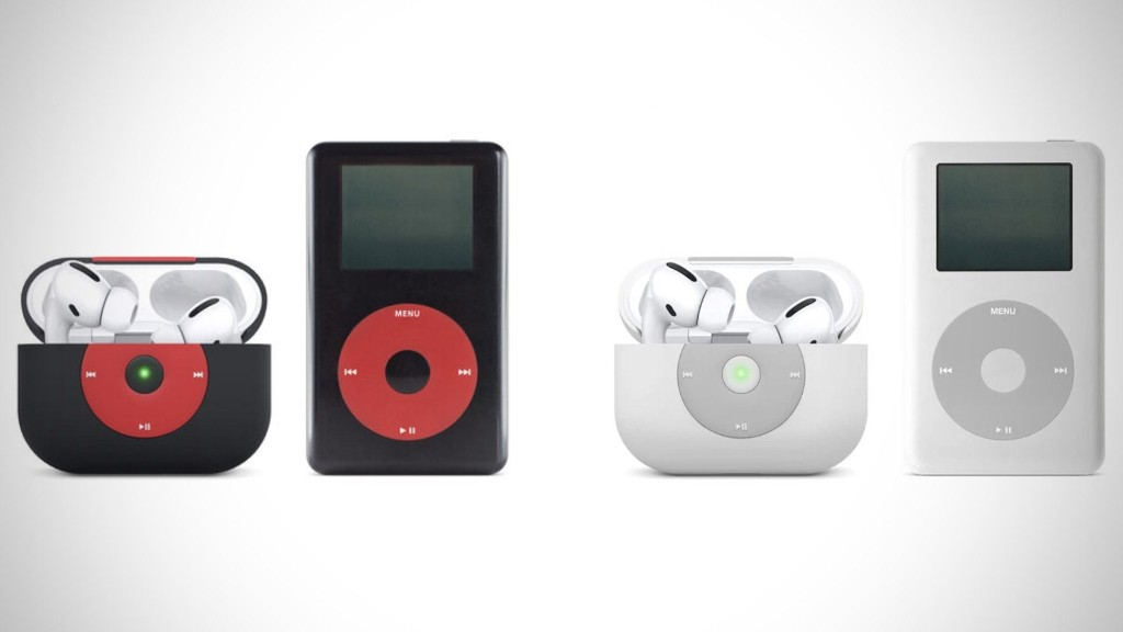 Elago's newest case turns AirPods Pro into an iPod Classic | Cult of Mac