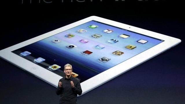 Apple relies on Samsung more than ever for iPad displays