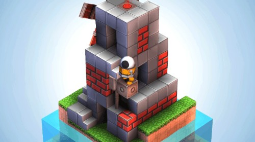 Gorgeous puzzle game Mekorama hopes to be 2016's Monument Valley