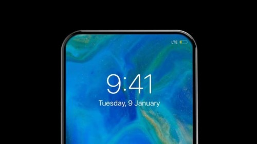 2020 iPhone could be the first with in-screen Touch ID