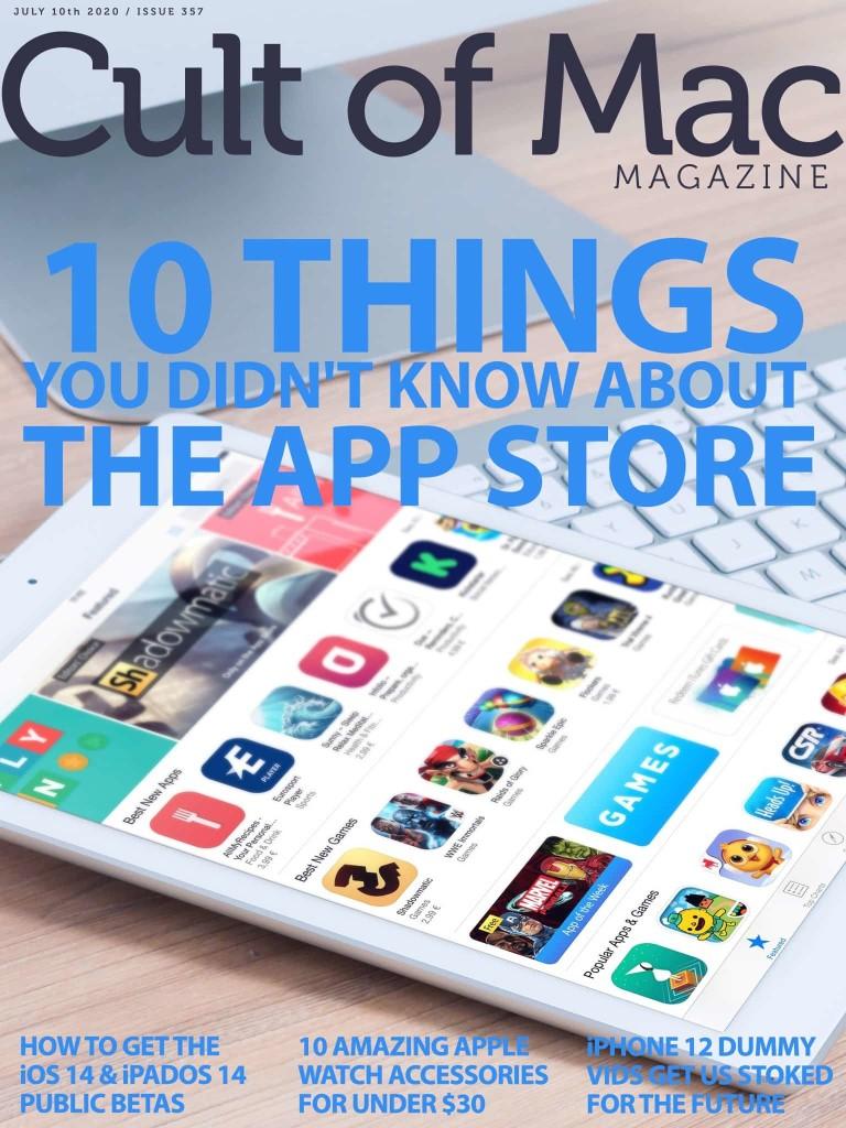 It's App Store trivia time! [Cult of Mac Magazine 357]   Cult of Mac
