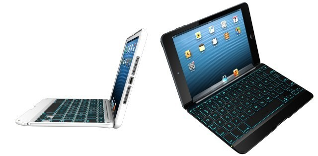 Two Neat New Backlit iPad Mini Keyboard Cases From Zagg