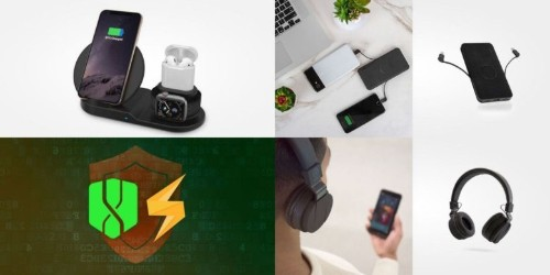 Save big on wireless charging, VPN protection and more [Week's Best Deals]