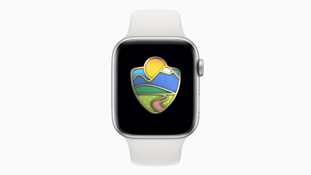 Apple donates to US National Parks for purchases made from Apple