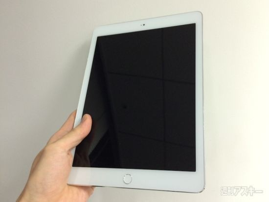 Alleged iPad Air 2 images show Touch ID and no lock button