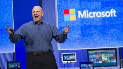 Ballmer: Saving Apple in 1997 was 'craziest thing' Microsoft ever did