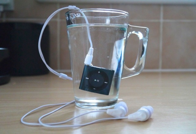 It's Safe To Swim With Your iPod Thanks To Underwater Audio's Magic Coating [Review]
