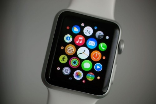 The first Apple Watch software update is here